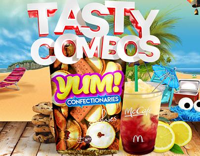 Yum Cookies Rebranding