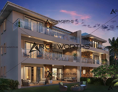 Nymphea Apartments