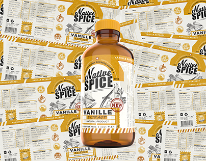 Native Spice - Branding & Packaging Design