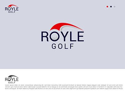 Golf Logo, Modern Minimalist Logo