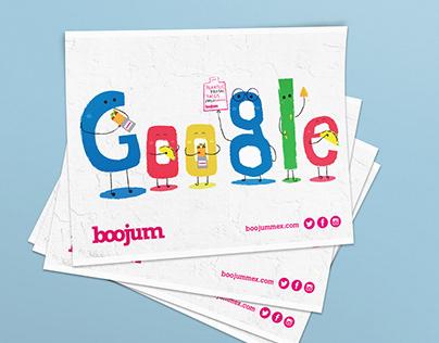 Boojum Voucher for Google