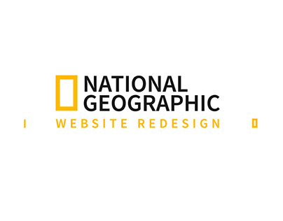 National Geographic / Website Concept