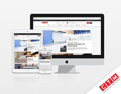 CTM Ecommerce site