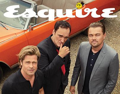 Esquire, cover