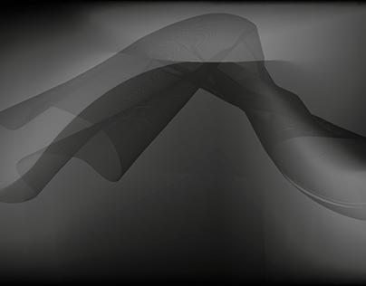Blackway Abstract Wallpaper