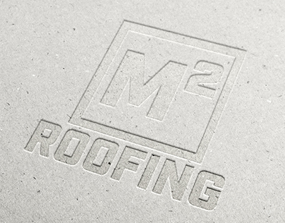 M Squared Roofing Logo