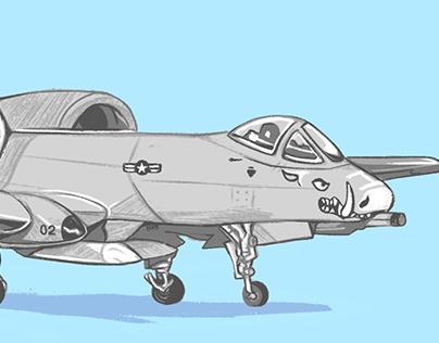 A-10 Study