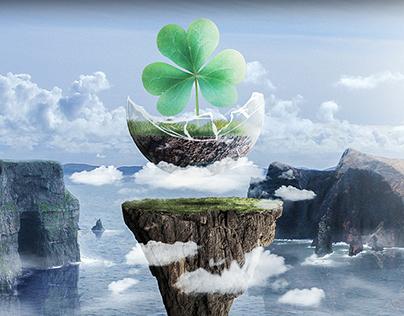 Irish Mattepainting