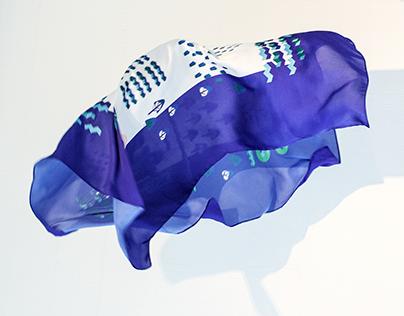 Storytelling scarves