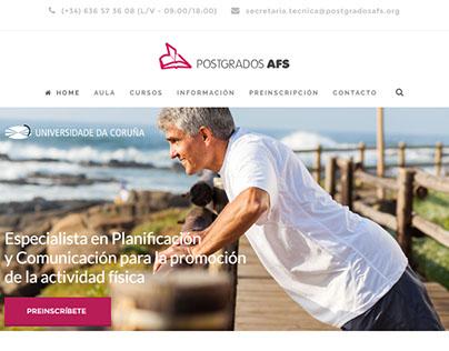 Postgrados AFS