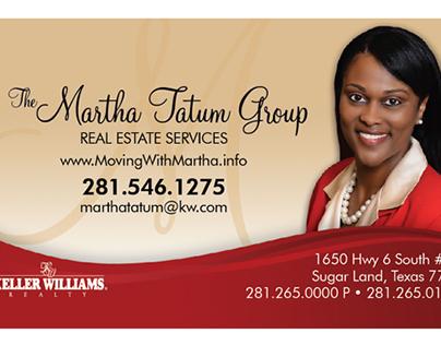 Real Estate Business Cards Branding