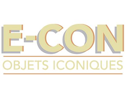 E-CON : Logotype