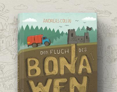 Childbook Illustration - Der Fluch des Bonawentura