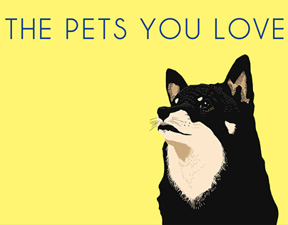 THE PET YOU LOVE