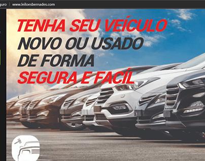 WebSite Comercio Automotivo
