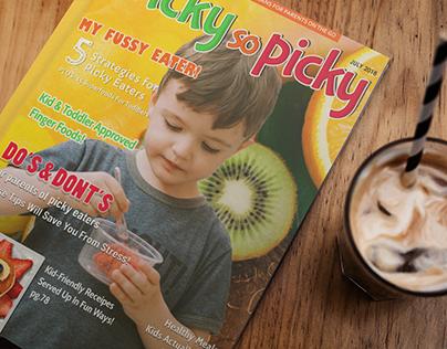 Tricky so Picky magazine cover