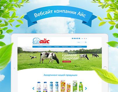 Website ICE company