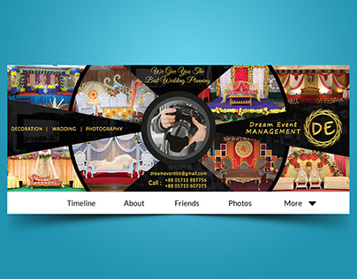 Event Management Facebook Cover