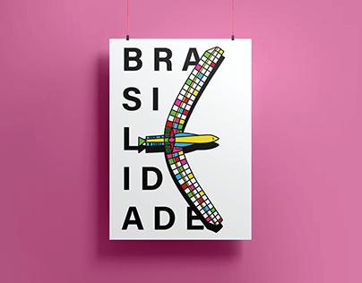 Brasilidade Poster