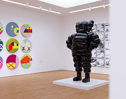 Art Exhibition - CGI