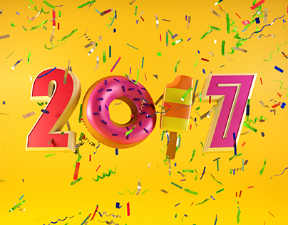 2017 Type Animation