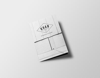 KHAN Auto Repairs Inc. - Brochure Design