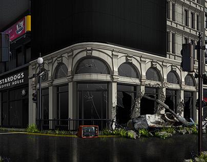 좀비온라인(2011,PC) 배경