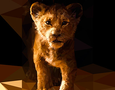The Lion King. Simba.Concept