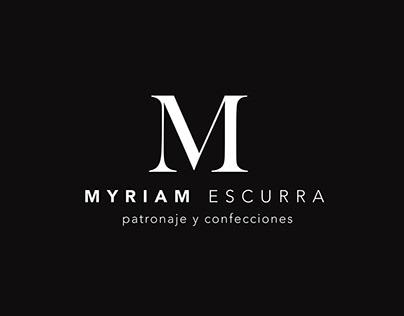 MYRIAM / branding