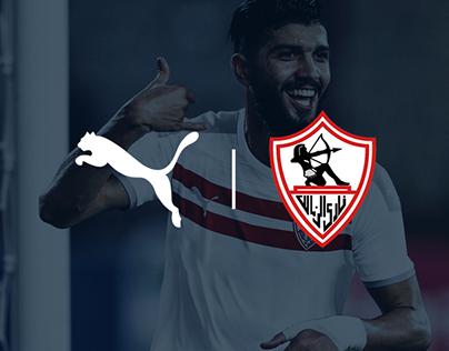 Zamalek SC Football Kit 19/20
