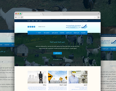 Bash Pharma Co. Ltd Website
