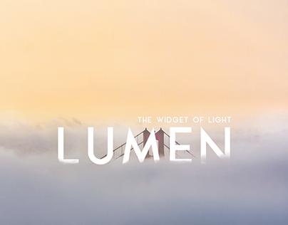 Lumen. The Widget of Light