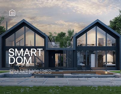 Frame Houses SmartDOM