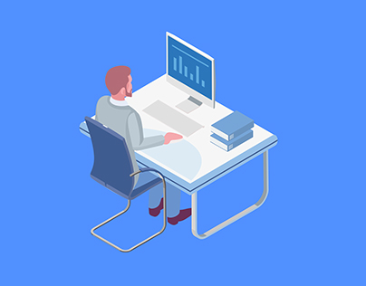 Marketing-kit for IT company