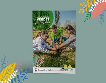 Escuelas Verdes Que Inspiran | GCBA