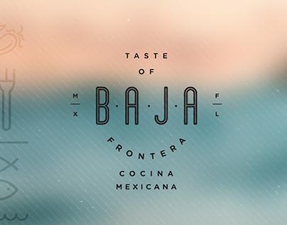Frontera - Baja
