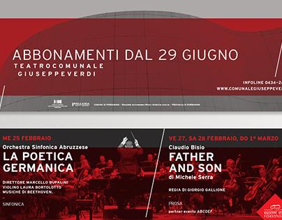 proposal - Teatro comunale G. Verdi / stagione 2015