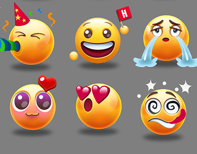 Huuuge Casino emoticons