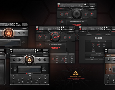 Audio Imperia Kontakt GUI Post Production