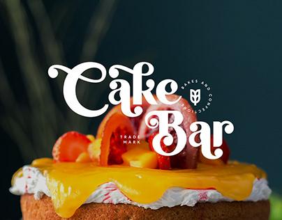 Cake Bar Brand Identity