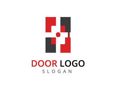 Door logo design