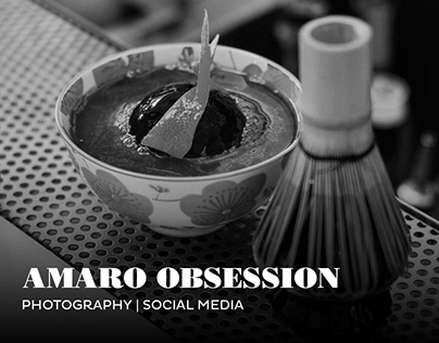 AMARO OBSESSION | Photography