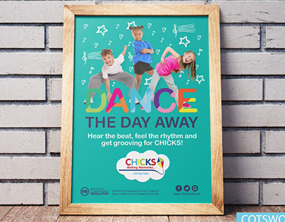 Dance The Day Away Flyers