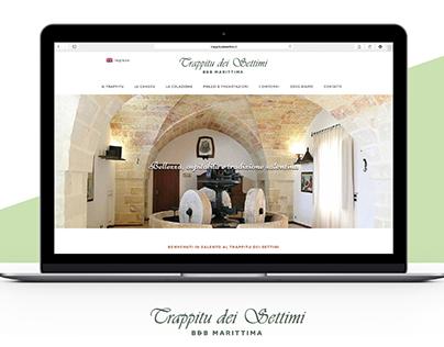 B&B of Salento - website