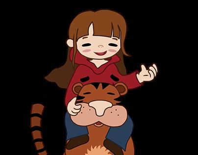 Cartoon Characters - Human