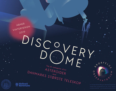 Brorfelde Observatory. Discovery Dome