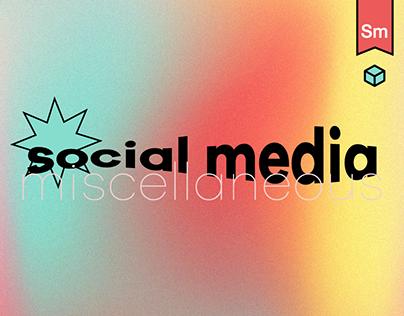Social Media | Miscellaneous