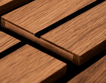 Wooden Artboard