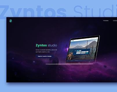 Zyntos Studio concept