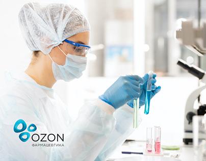 Ozonpharm corporate website